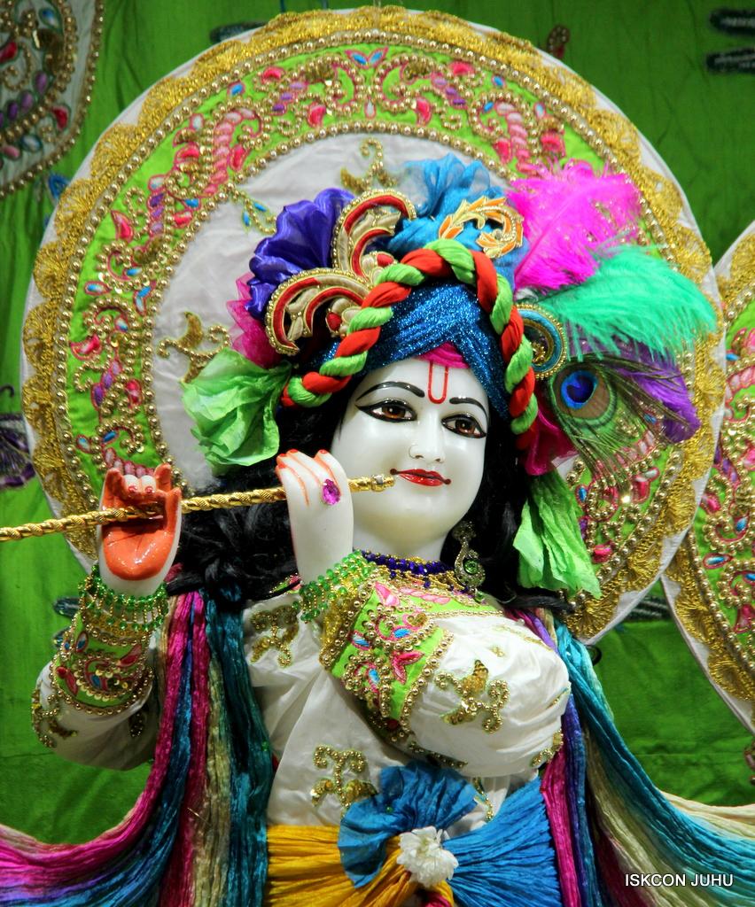 ISKCON Juhu Mangal Deity Darshan on 1st Jan 2016 (15)