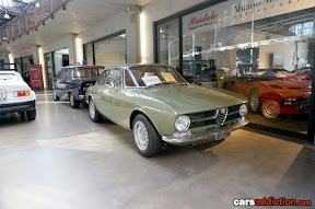 1974 Alfa Romeo GT1600 Junior