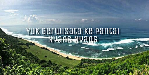Wisata di Pantai Nyang Nyang