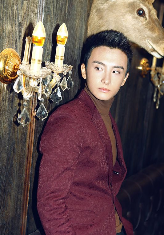 Niu Junfeng China Actor