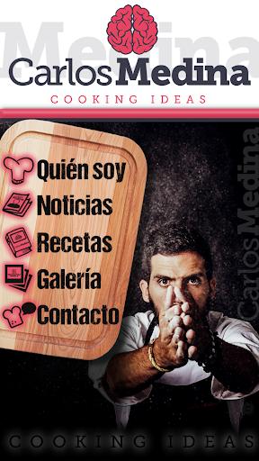 Carlos Medina Cooking Ideas