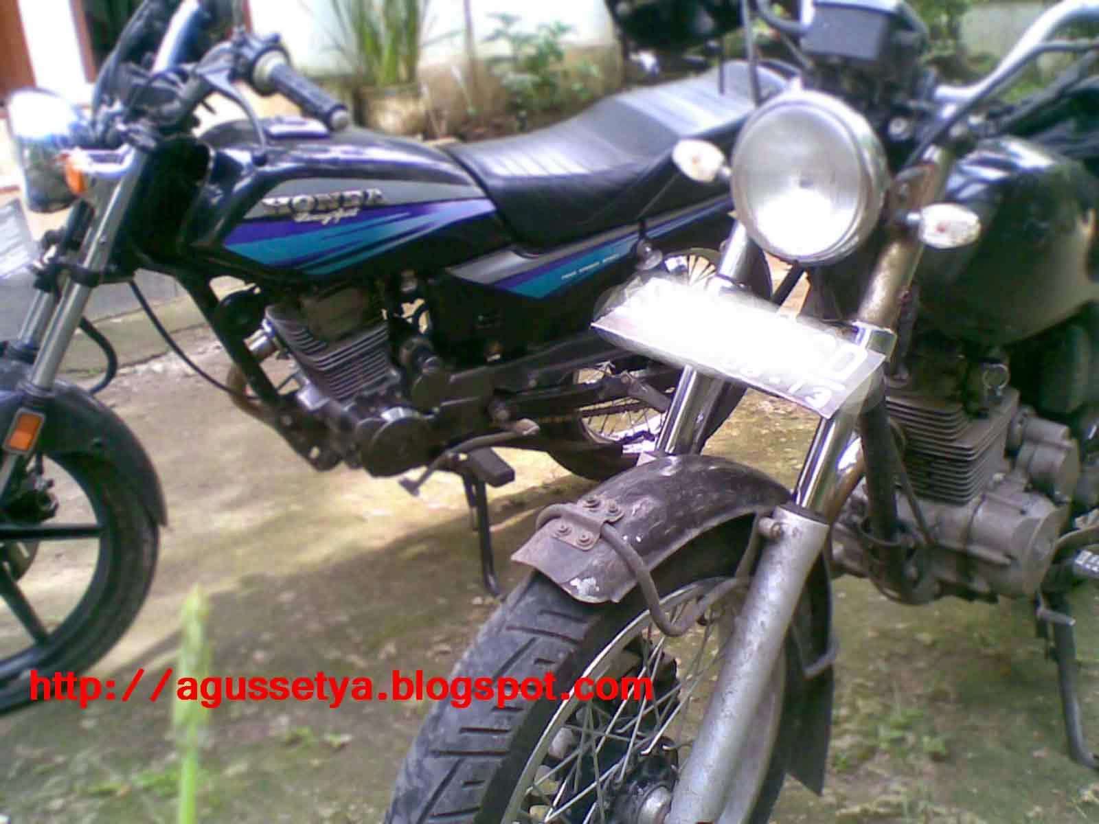 Foto Biaya Modifikasi Motor Gl Max Modifikasi Motor Beat Terbaru