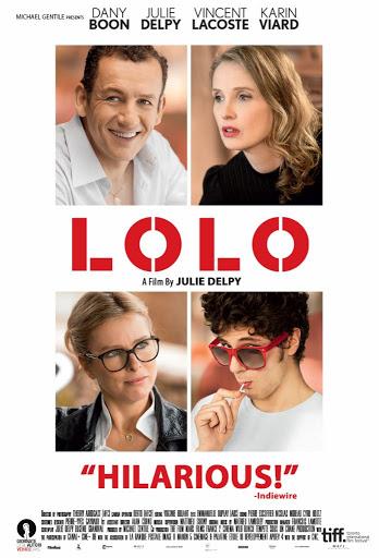 Οιδιπόδειο αλά γαλλικά (Lolo) Poster