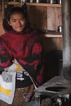 Sharmile Ghale dostala kvalitnější sporák na vaření. Foto: Archiv Člověk v tísni