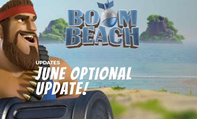 Boom Beach 'e Güncelleme Geldi Işte Küçük Değişiklikler
