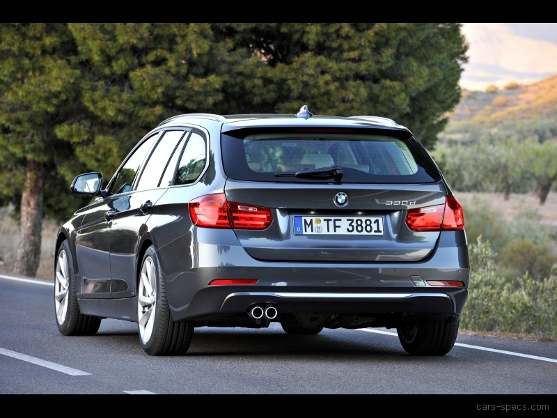 2013 Bmw 3 Series Touring 00011