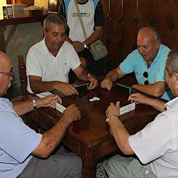III Concurso de cartas, dominó y ajedrez para mayores