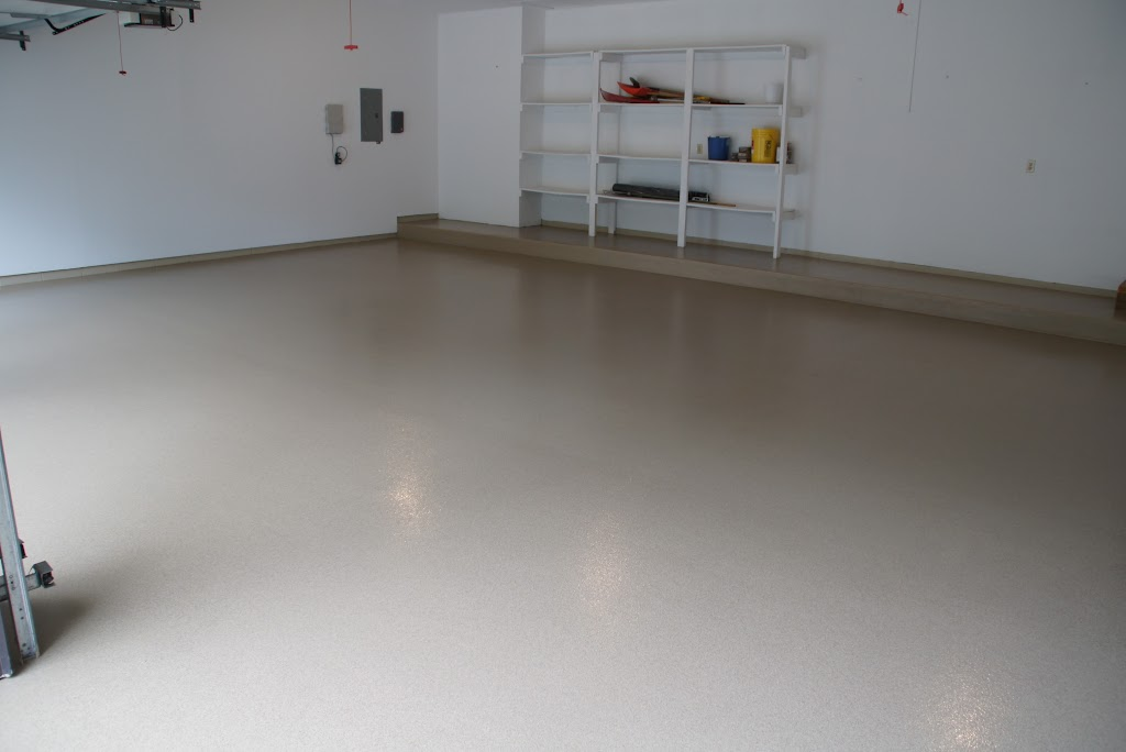 Garage Floor Coatings