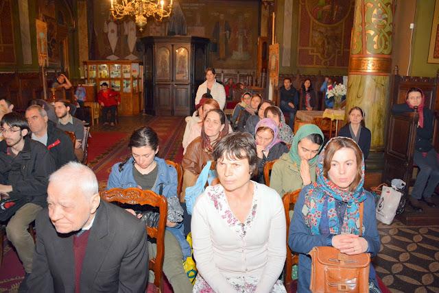 Sorin Dumitrescu la Sf. Silvestru despre Inviere 040