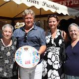 10 settembre 2011 - Rinfresco al Bar Prestige per l'emigrato cattolicese, Leonardo Agozzino