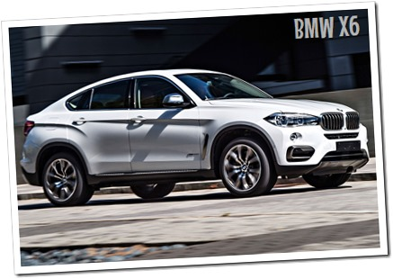 BMW X6 - autodimerda.it