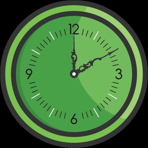 Clock Widget Camelot