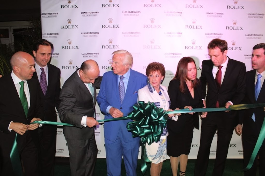 Rolex Miami Boutique Luxury Swiss LLC Ribbon Cutting 2