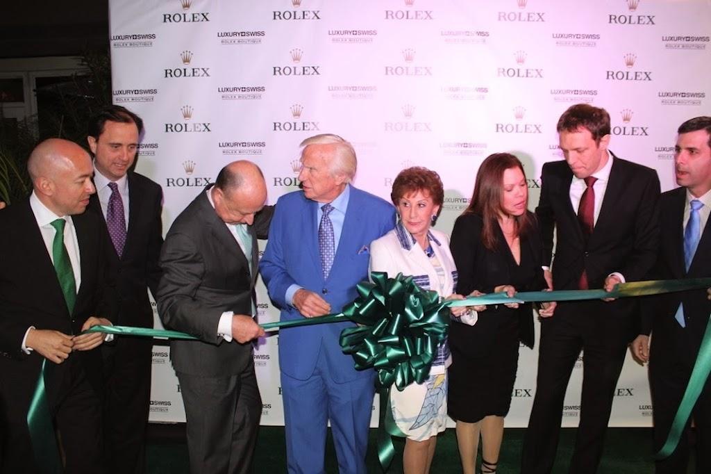 Rolex Miami Boutique Luxury Swiss LLC Ribbon Cutting 2