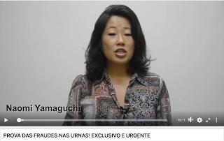 Tese de Bolsonaro sobre fraude na eleição surgiu com irmã de Nise Yamaguchi