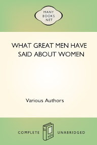 Cover of Haldeman Julius's Book What Great Men Have Said About Women
