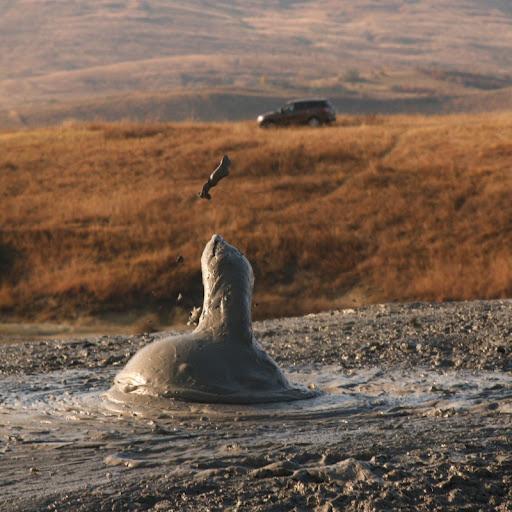 Buzau Berca fenomene geologice Romania diapir