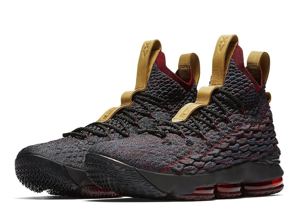 75f00a111f9d6 Nike LeBron 15 New Heights Updated Release Date ...