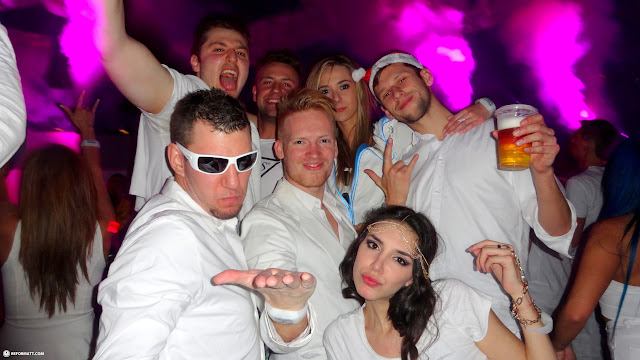 birthday crew at sensation in toronto in Toronto, Ontario, Canada