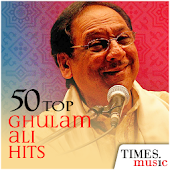 50 Top Ghulam Ali Hits Android APK Download Free By Times Music