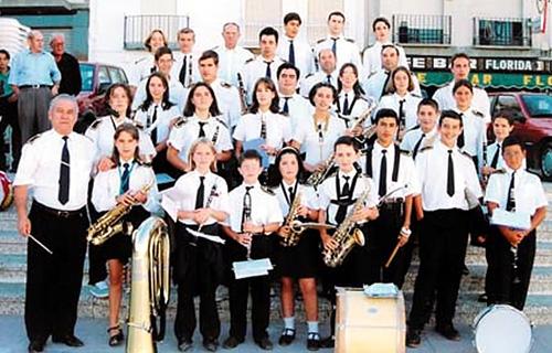 1999 - Banda de Música. Campillo de Arenas