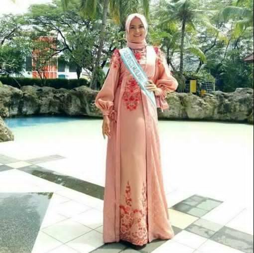 Souful Hidayati, Kader Fatayat Yang Mampu Bersaing di Ajang Putri Muslimah Indonesia