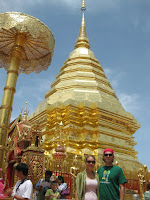 Wat Phra That Doi Suthep - Chaing Mai