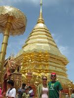Wat Phra That Doi Suthep - Chaing Mai