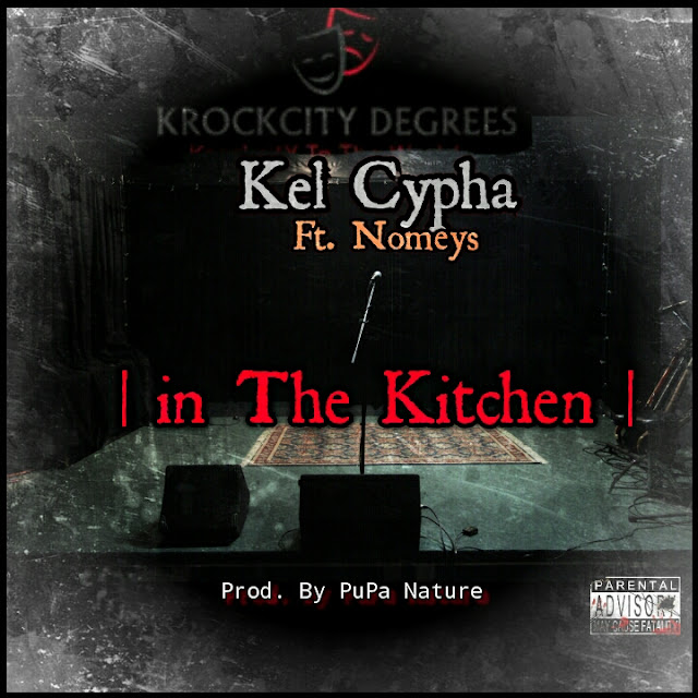 Anticipate Music: in The Kitchen - Kel Cypha Ft. Nomeys (Drops 20:10:16)