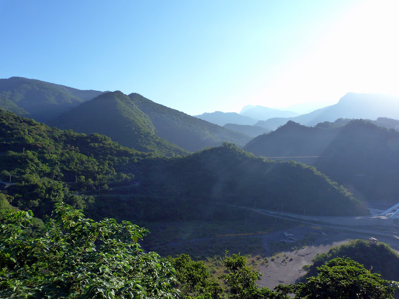 Tainan County.De Dona village à Meinong via Sandimen en scooter.J 12 - P1220322.JPG
