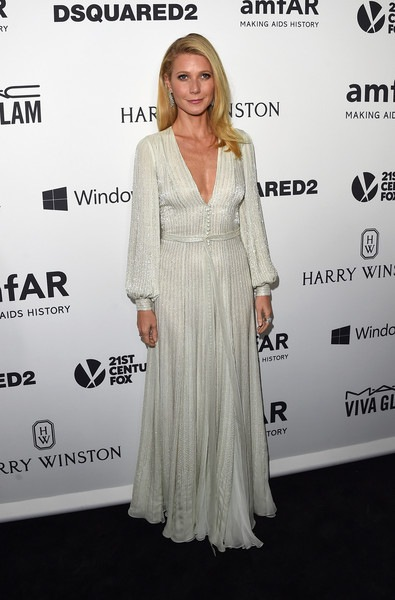 Gwyneth Paltrow attends amfAR's Inspiration Gala