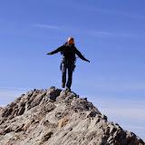 Fotos da Torre de los Horcados Rojos e dos Picos de Santa Ana, na zona de Fuente Dé (Picos de Europa)