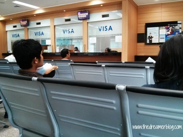 Loket Visa Korea Selatan