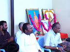 ANMR Ganesh Babu and Dr.R.Mahalingam listening to Dr.S.Shanmugasundaram speech :: Date: May 14, 2007, 11:12 AMNumber of Comments on Photo:0View Photo