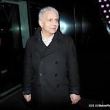 WWW.ENTSIMAGES.COM -  Hanif Kureishi   at    Liberatum Annual London Honour Dinner and Screening at W Hotel, 10 Wardour Street, London, April 10th 2013                                                     Photo Mobis Photos/OIC 0203 174 1069