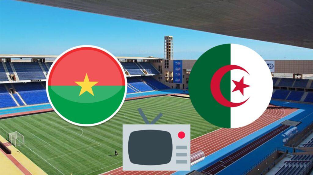 الجزائر وبوركينا فاسو