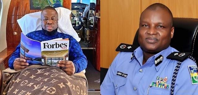 Make dem ask Hushpupi Again Buhari dey dare too – Nigerians react to Abba Kyari's alleged fraudulent links with Hushpuppi