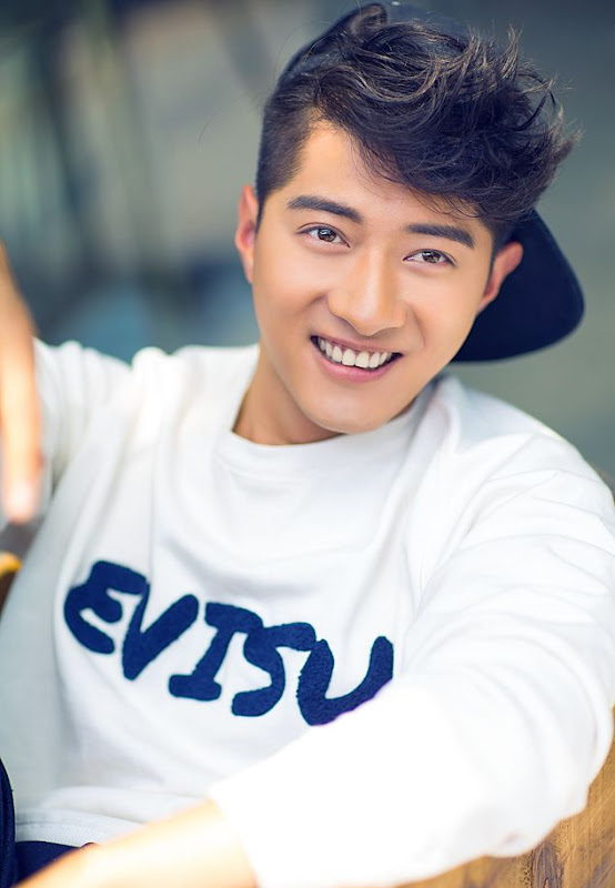 Damon Guo Jiahao China Actor