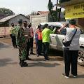 Di Perbatasan Subang Indramayu Polsek Cibogo Pantau Lalin Melalui Pos Pam Chek Point 7