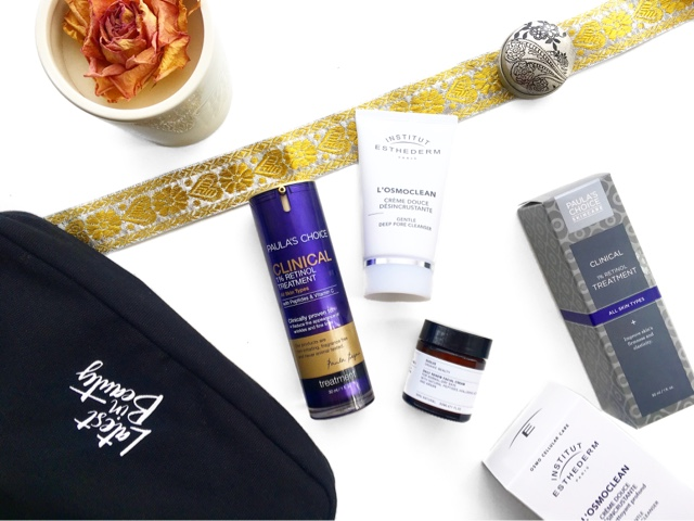 Latest In Beauty review, build your own box subscription