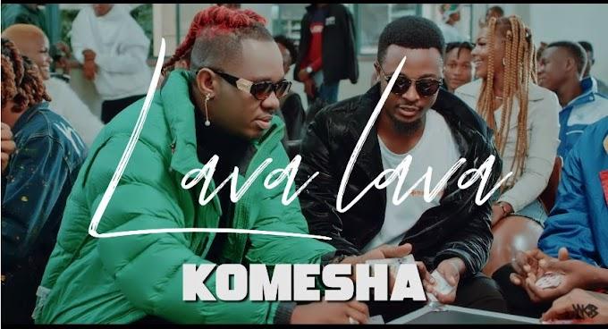 VIDEO: Lava Lava - Komesha | Mp4 Download