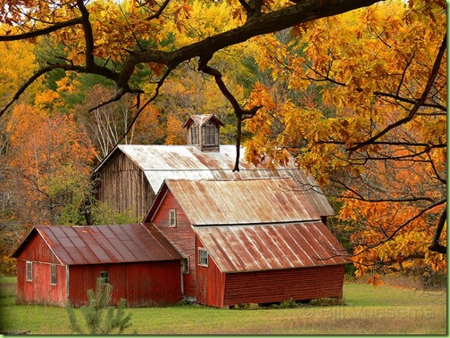 Barn near Traverse City