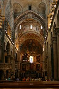 Interior of Duomo, Pisa