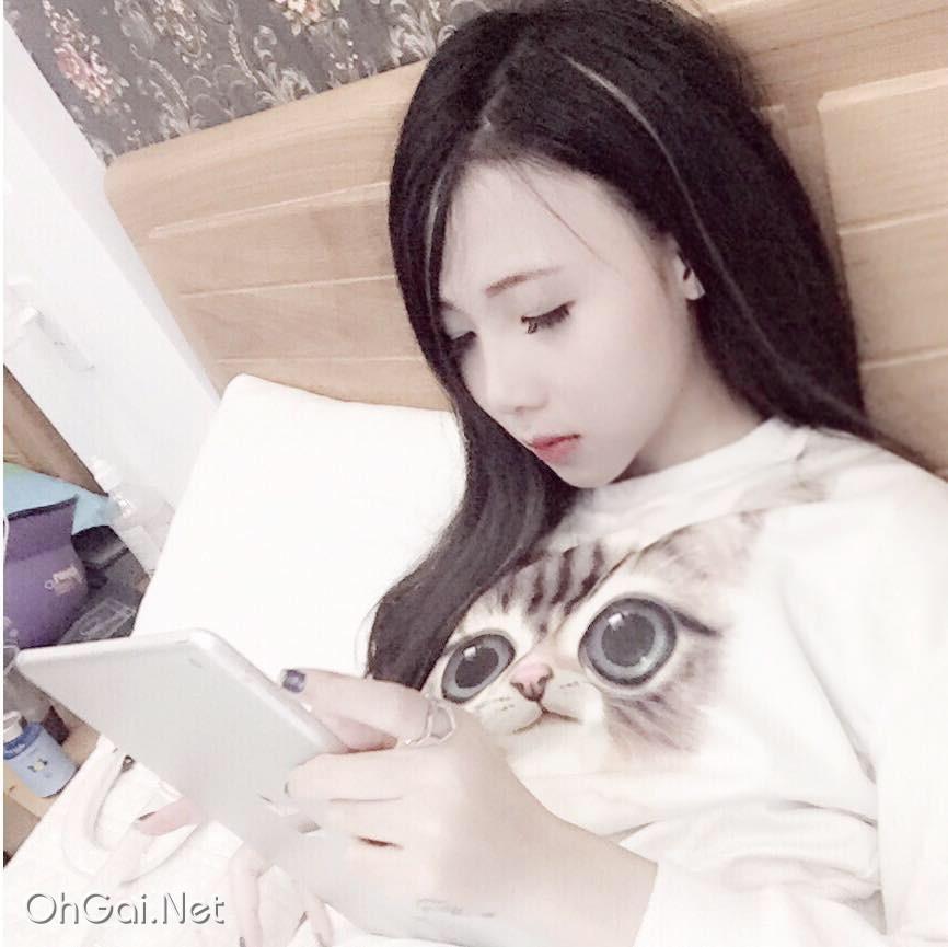 facebook hot girl trang nhung - bao bao