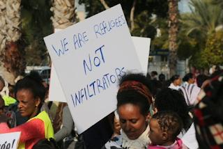 Israel deve normalizar os laços com seus refugiados sudaneses