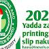 [tutorial] Yadda zaku duba Jamb Slim na 2020 ku printing nashi