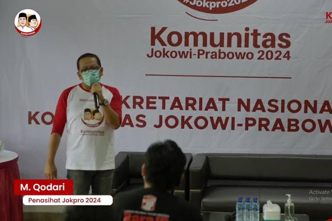 Qodari 'Ngotot' Jokowi 3 Periode, Yan Harahap: Kasih Saja Jabatan Komisaris daripada Menjerumuskan