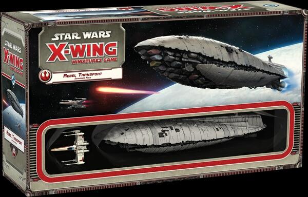 Transporte Rebelde GR-75 X-Wing