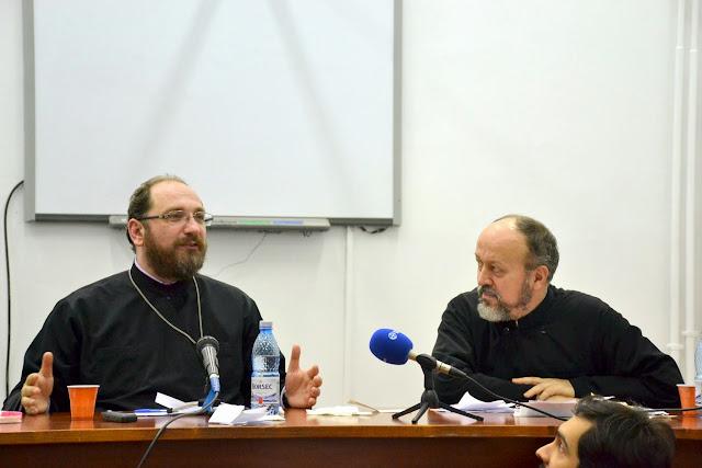 Pr. Constantin Necula despre tineri, FTOUB 098