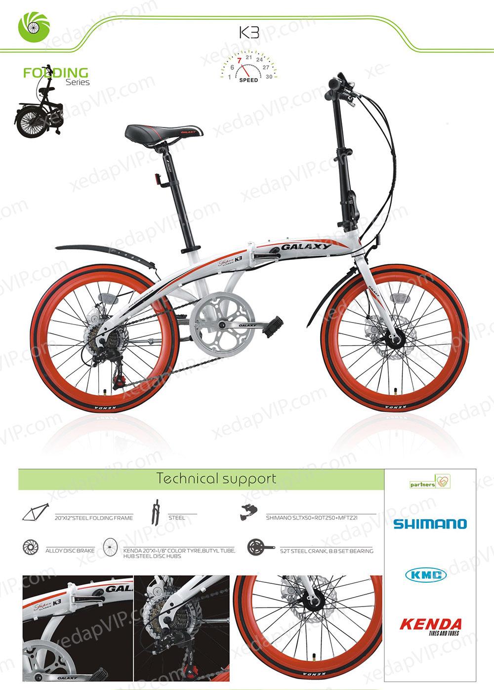 Xe dap the thao Gap GALAXY K3, xe dap the thao, xe dap trinx, xe đạp thể thao chính hãng, xe dap asama, k3
